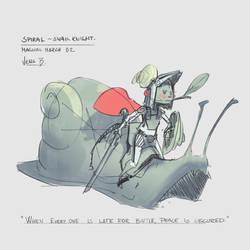 [MagicalMarch] Snail Knight