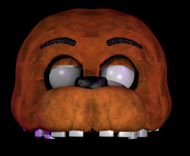 Withered Freddy V1 WIP by TickTockGJ