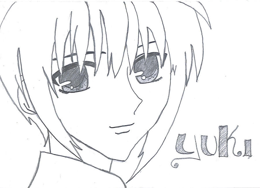 kyo coloring pages - photo#21