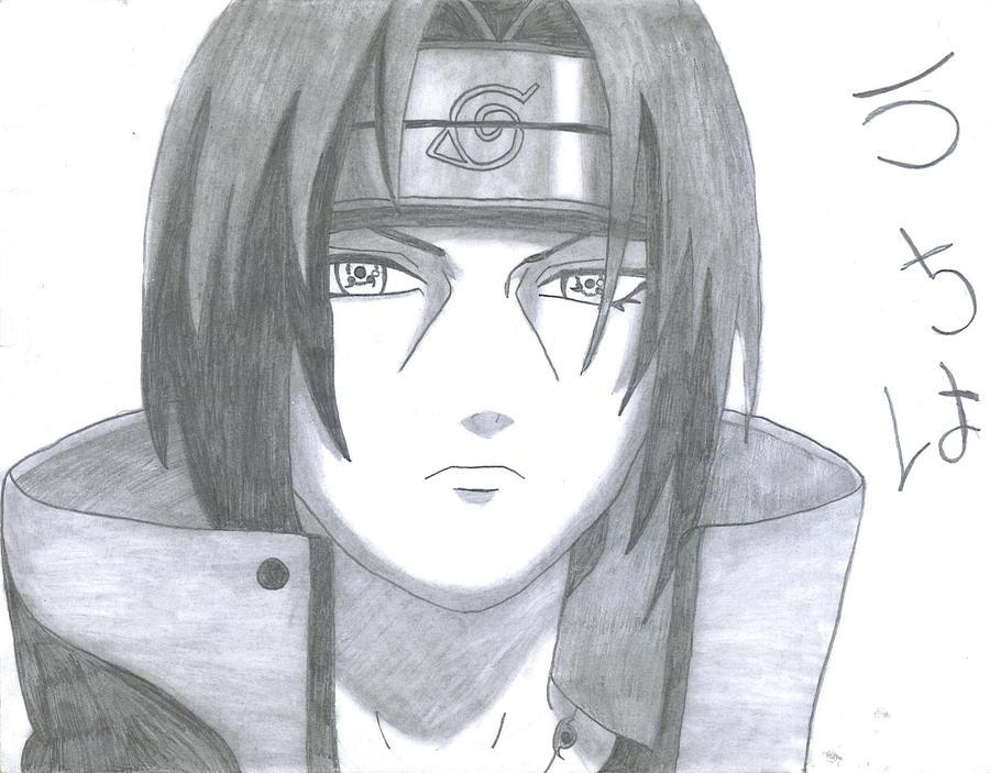 Naruto - Itachi 2 by
