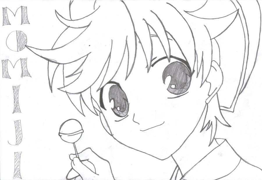 fruits basket coloring pages manga - photo#14