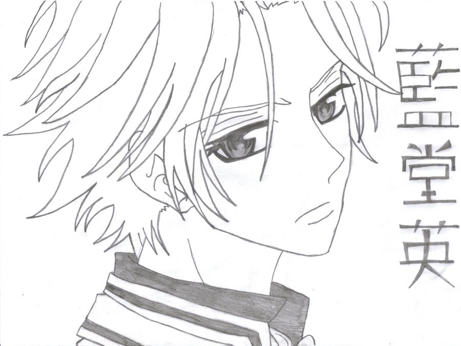 anime vampire knight coloring pages - photo#27