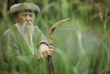 steppe inhabitant by snep