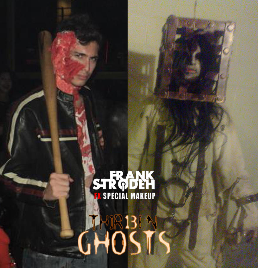 (FRANK STRODEH) TORN PRINCE / JACKAL 13 GHOSTS by frankstrodeh ... & FRANK STRODEH) TORN PRINCE / JACKAL 13 GHOSTS by frankstrodeh on ...