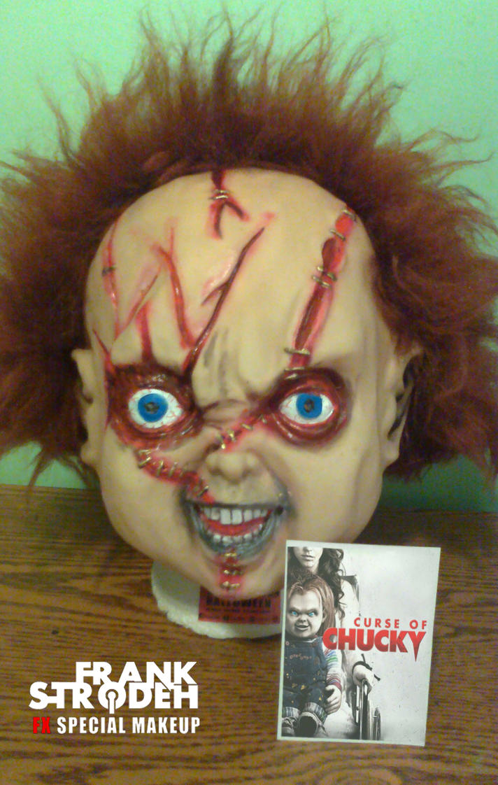 Chucky Mask For Kids