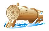 Log parser logo by Loisa