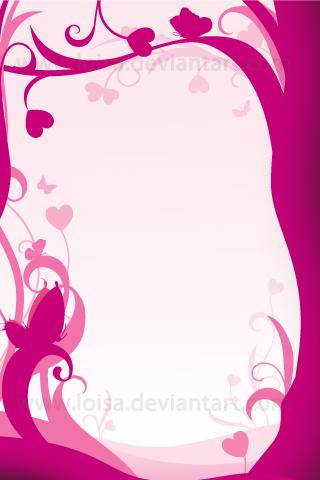 San Valentine  Background :. By Loisa .