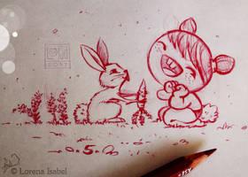 Like a Bunny by Loisa