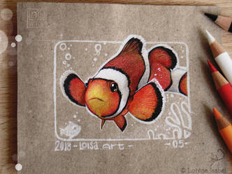 05 - Clownfish by Loisa