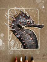 21 - SeaHorse by Loisa