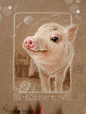 45 - Pig