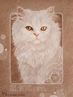 02 - Persian Cat by Loisa