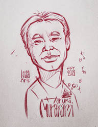 Murakami by Loisa