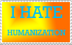 Anti-Humanization Stamp by Timscorpion