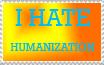 Anti-Humanization Stamp by Timscorpion