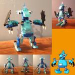 Mixels: Frosticon Mega Max