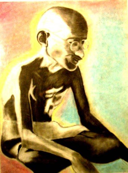 Gandhi by JBoudreau