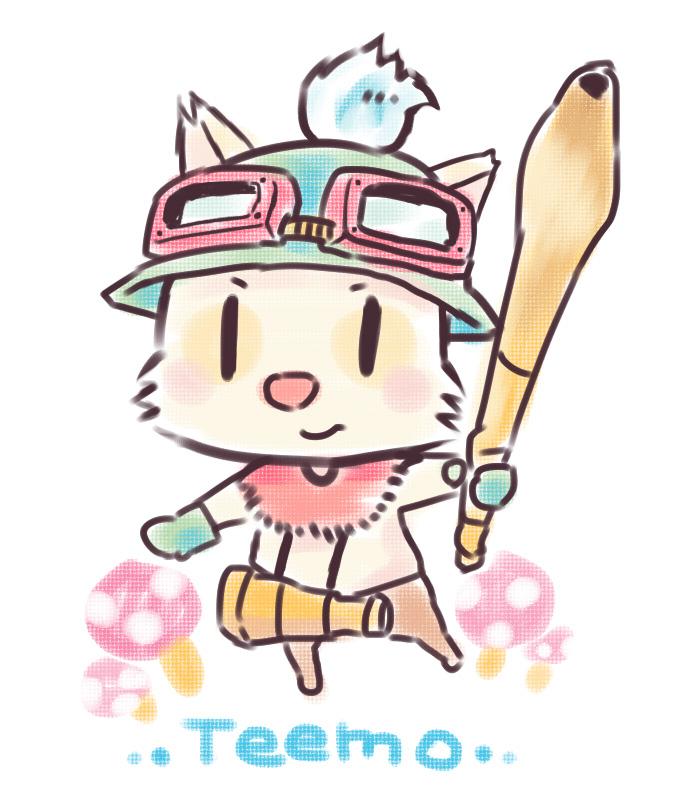 teemo! by tunako