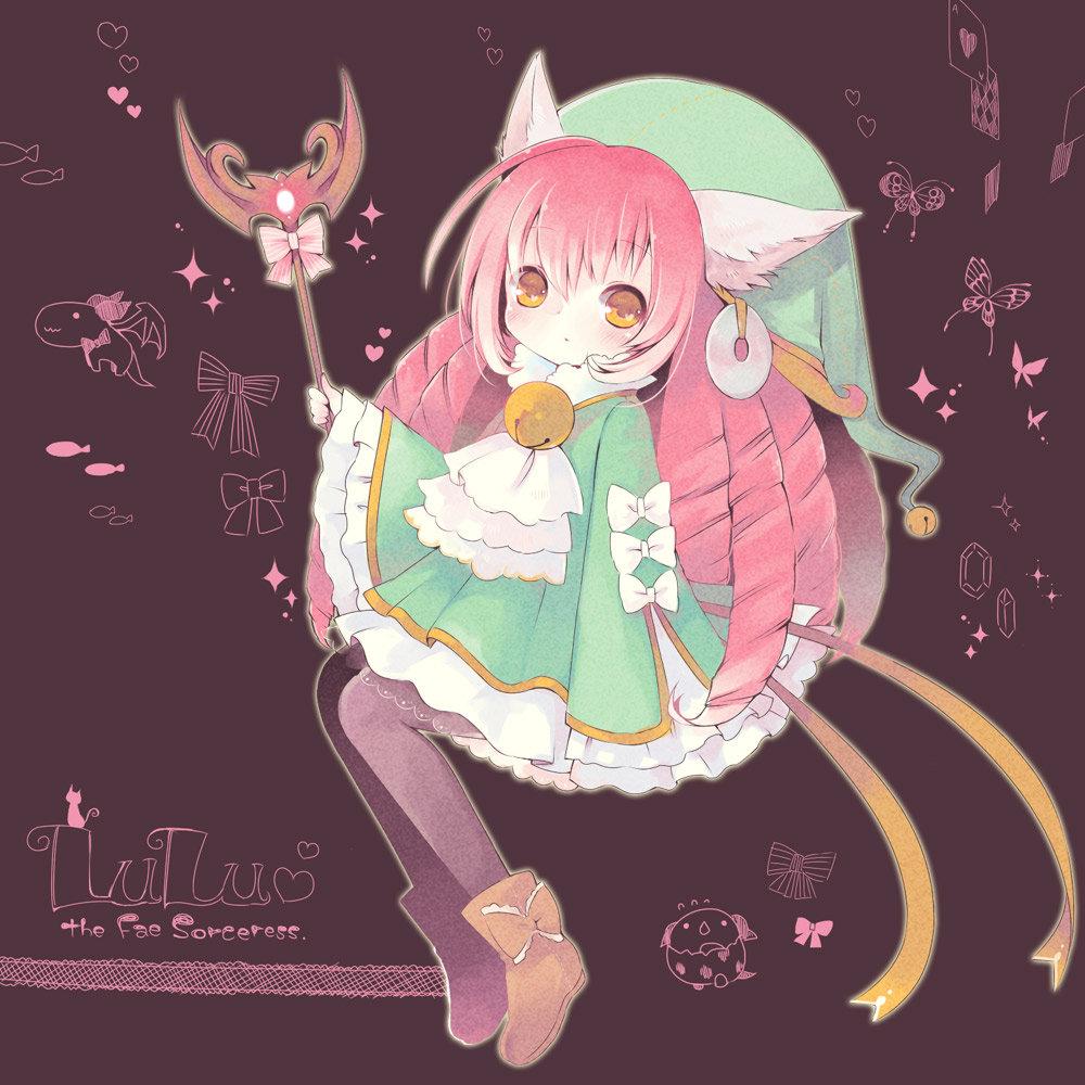 Dragon Trainer Lulu by tunako