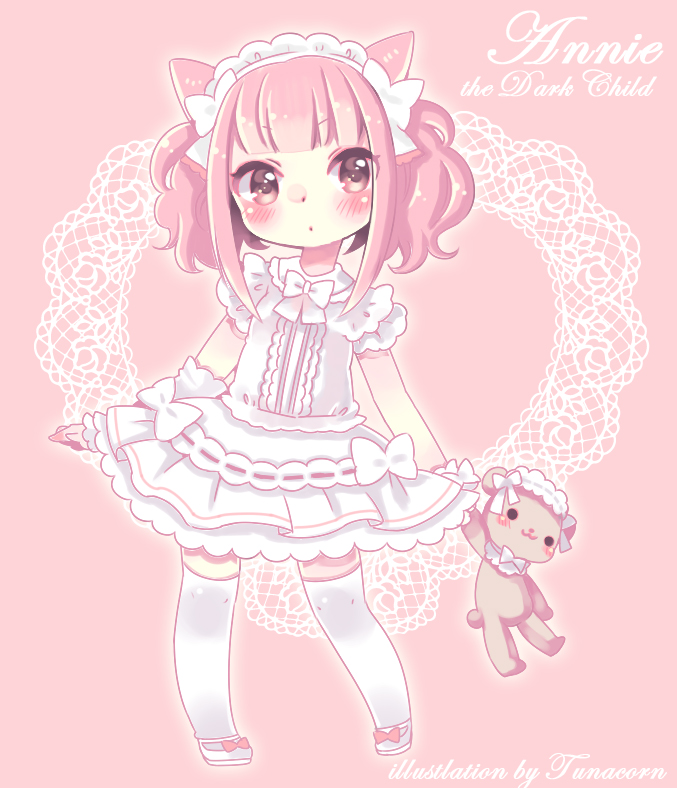 White Annie by tunako
