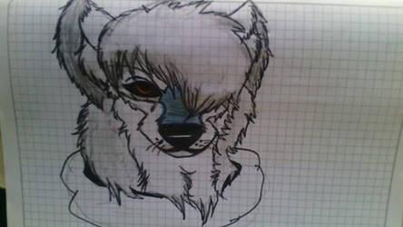 Wolf by THExALEU12