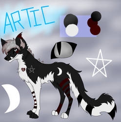 Artic by THExALEU12