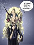 Harry Potter: Luna's certain