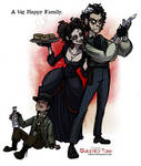 Sweeney Todd: Big Happy Family