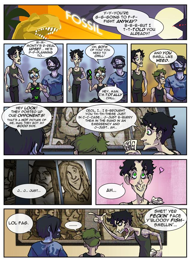 TC: Phantasmagore 2 by Bilious