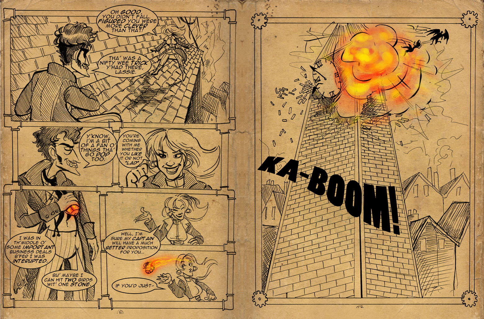 RS: Bottled Explosion 11-12 by Bilious
