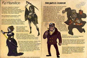 RS: Fei and Roscoe information by Bilious