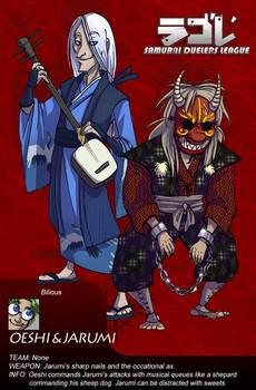 SDL: Oeshi and Jarumi
