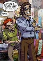 Watchmen: Dan's New Suit by Bilious