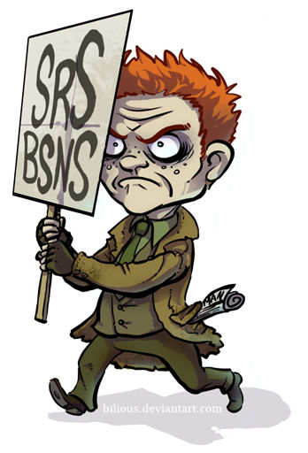 Watchmen: Srs Bsns
