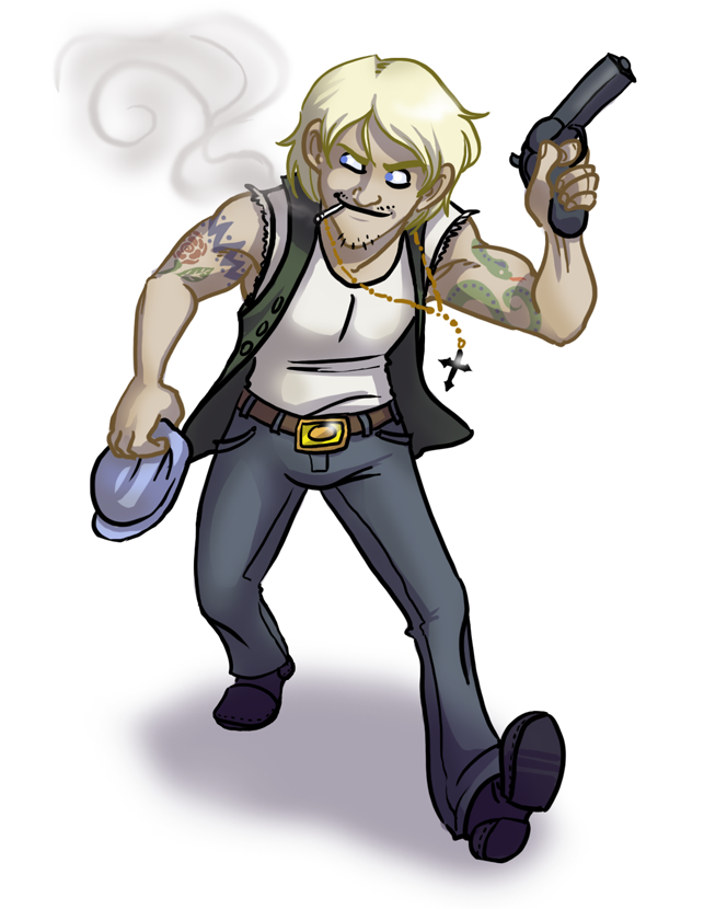 Commission: Wily Ink by Bilious