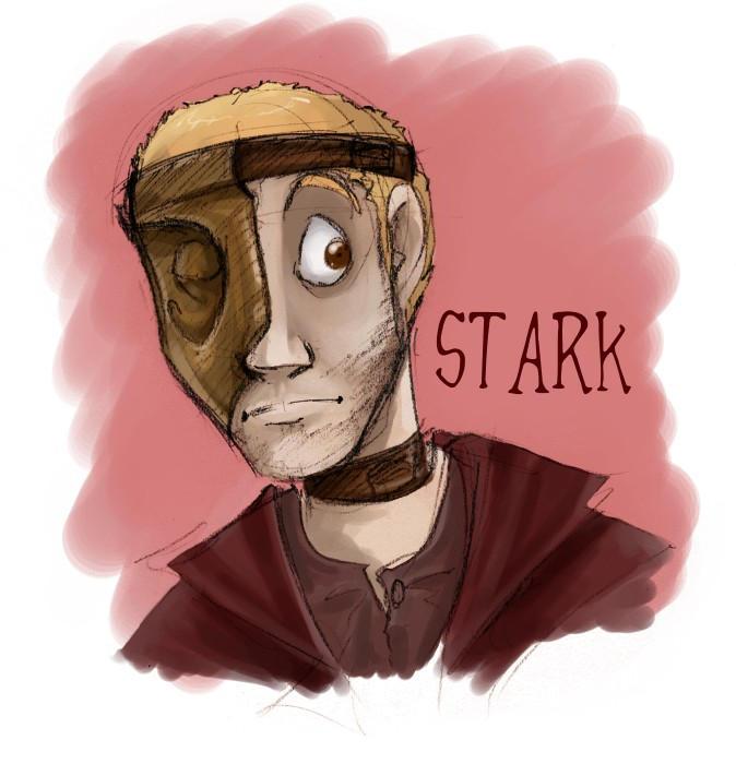 Farscape fanart- Stark by Bilious