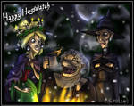 Discworld- Happy Hogswatch