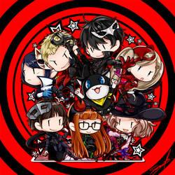 Persona5!!!!! by arikataUK