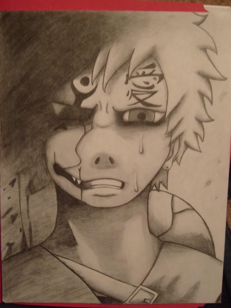 MY ART by Gaaras1Girl1719
