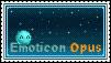 Static EmoticonOpus Stamp by litecrush
