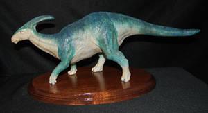 Parasaurolophus finished