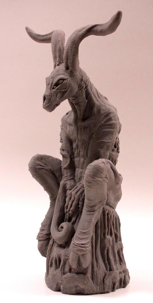Shub Niggurath Goat The Black Goat ...