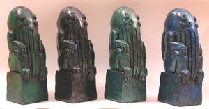 Stone Cthulhu variations