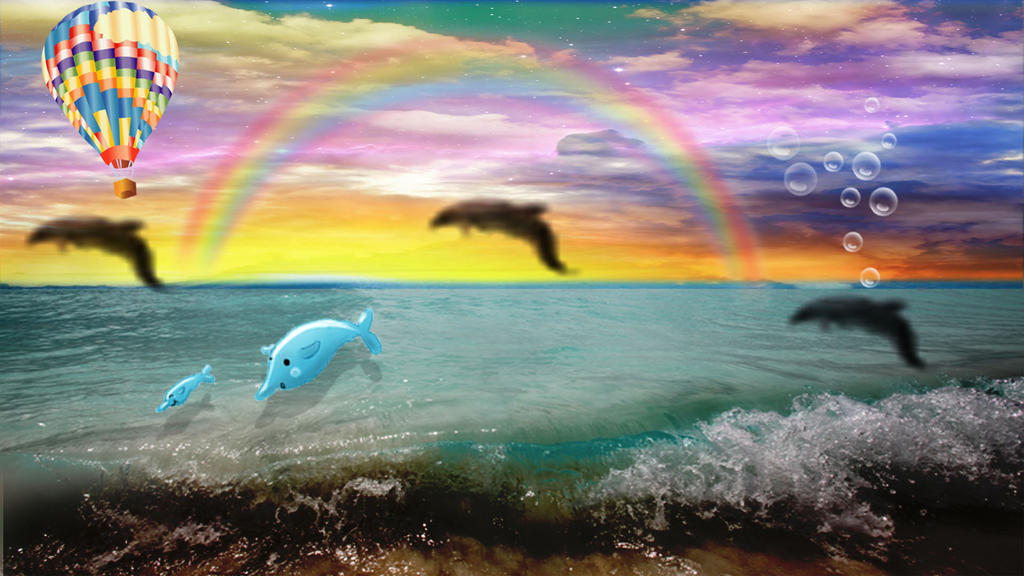 Ocean Scene by deviantdonswife