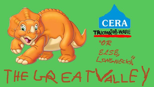 Cera Triceratops-Ware