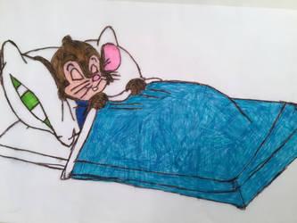 Sleeping Fievel (4, HQ) by PurpleBeauty97