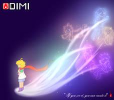 DIMI - Magic