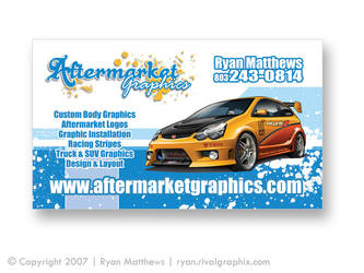 Business Card - personal by suicidemayhem