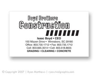 Business Card 02 by suicidemayhem