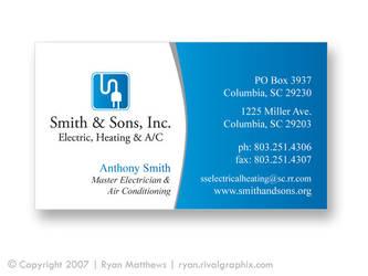 Business Card 04 by suicidemayhem